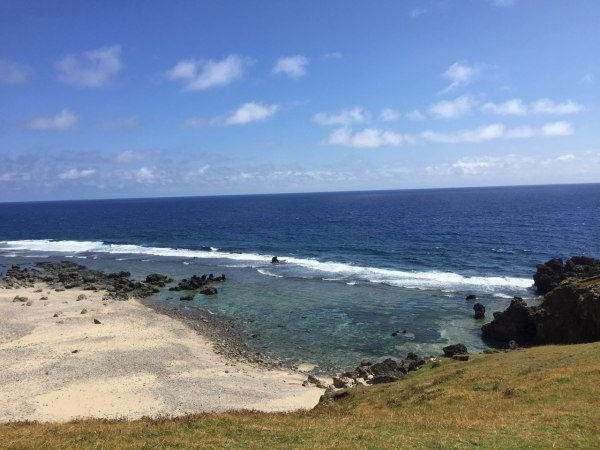 Beach in Batanes