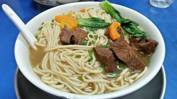 Beef Noodles by Luz Acuna via FB