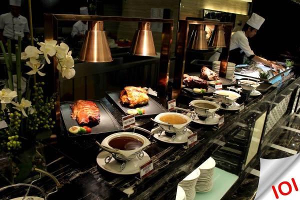 Buffet 101 International Cuisine via Buffet101 FB Page