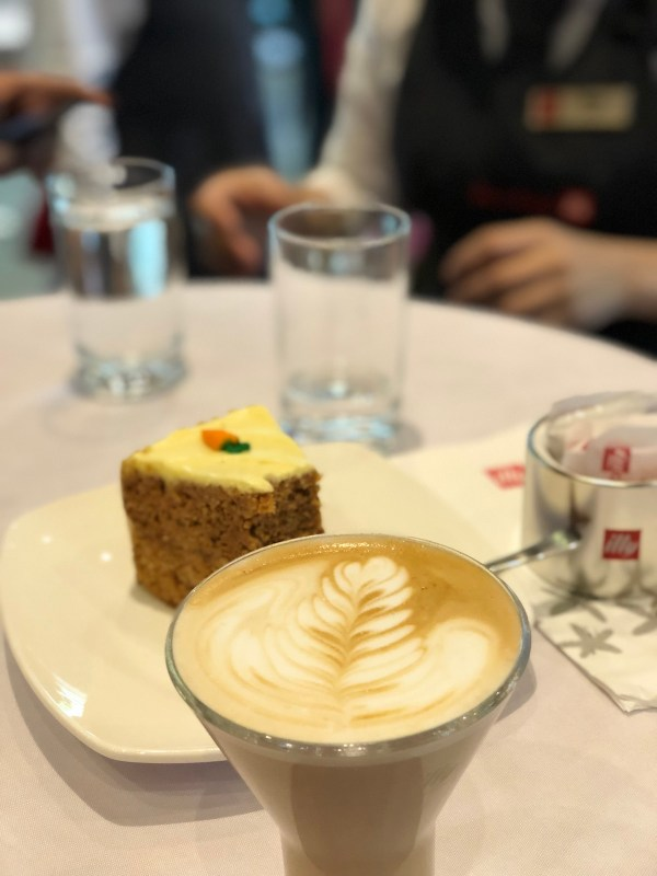 Cafe Latte from illy
