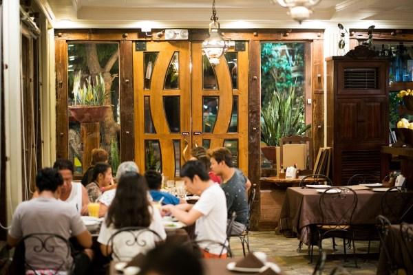 Dinner at Rustica Restaurant by Martin San Diego - NPVB