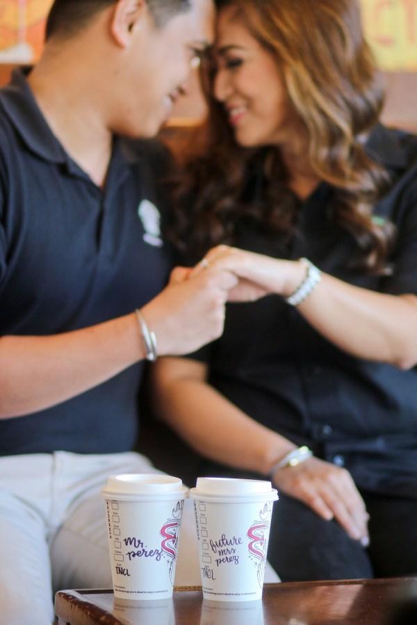 Franz & Jennifer Starbucks Love Stories