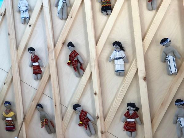 Igorot Dolls from Baguio Creative Hub