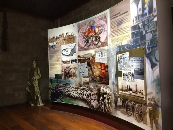 Inside Barasoain Museum
