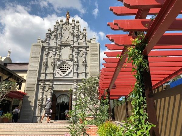 La Sagrada Familia Parish in Tarlac