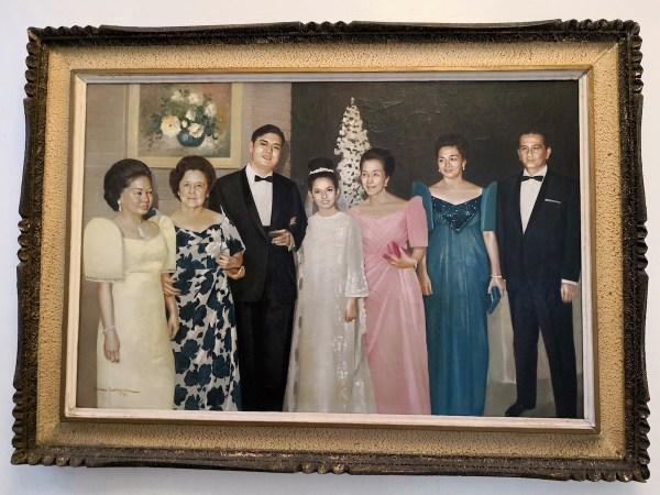 Macapagal Family Portrait