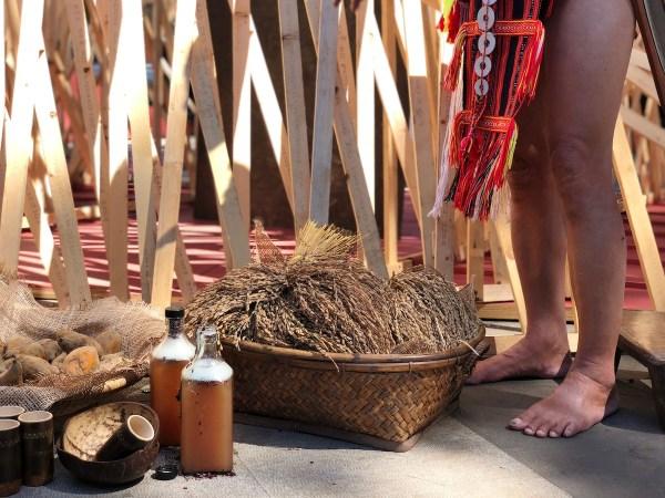 Mumbaki Ritual