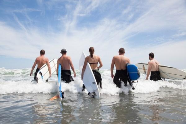 Surf in Raglan
