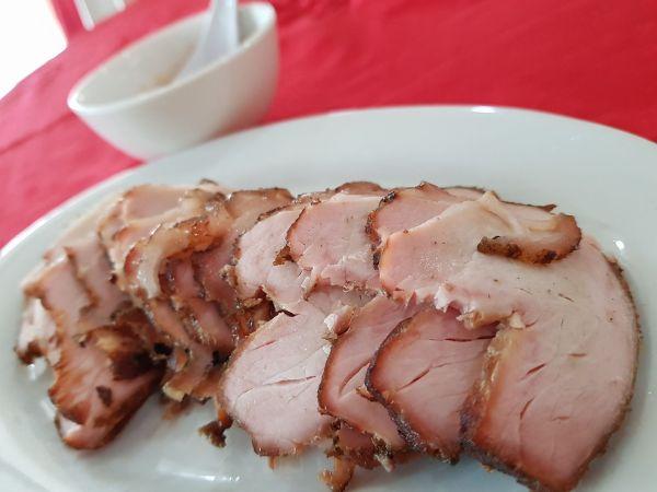 Pork Asado at The Original Salido Restaurant