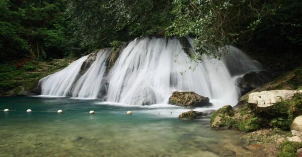 Reach Falls via VisitJamaica.com Travelling The World