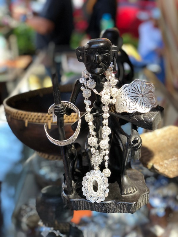 Silver Jewelries from Baguio City