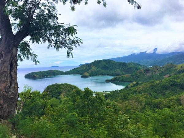 Sleeping Dinosaur in Mati - Netizens choose next Cebu Pacific destination