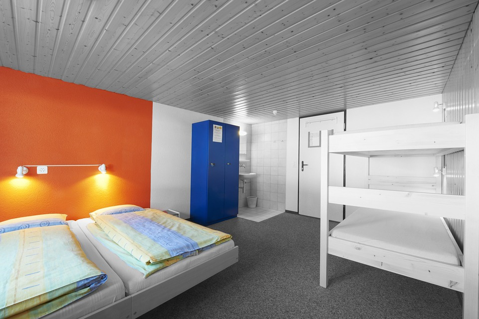 Hostels can help you save a lot of money.