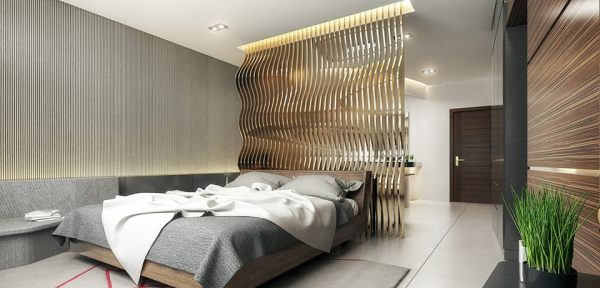 Modern and upscale room will be avaialble soon at dusitD2 hotel.