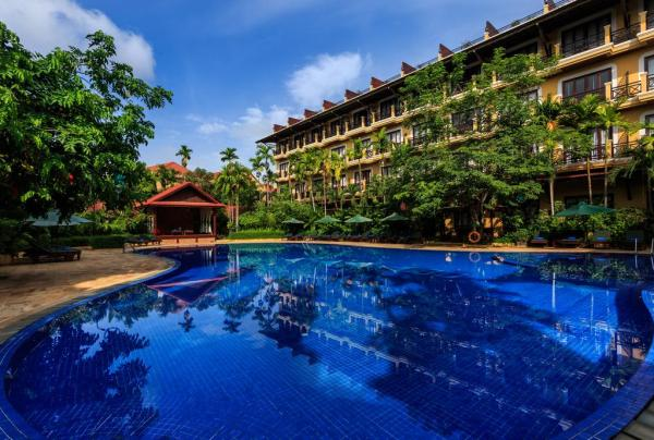 Angkor Paradise Hotel in Siem Reap