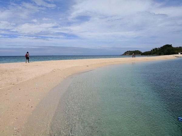Bantique Island Sandbar