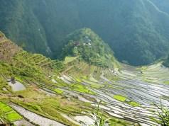 Batad Rice Terraces photo by Jacques Beaulieu via Flickr Creative Commons