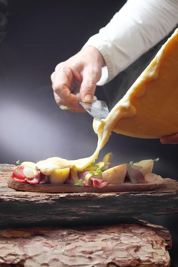 Cheese Raclette of Lemon Garden @ Shangri-La KL
