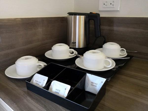 Coffee Making Facility