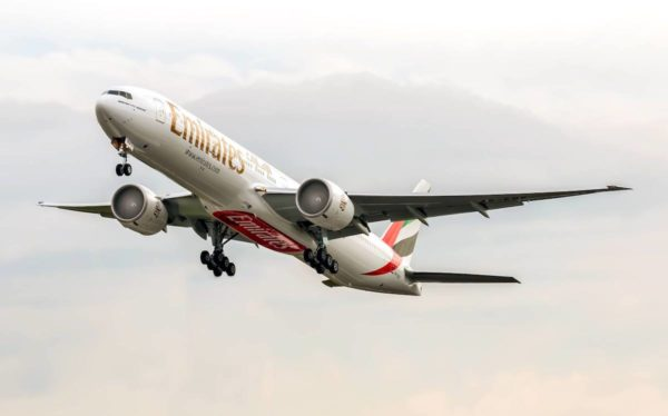 Emirates special rates to Europe