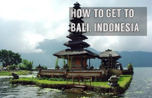 Flights to Bali Indonesia from Manila