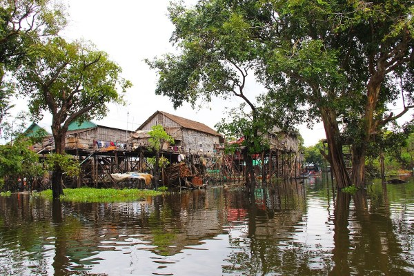 Floating Village Tour Cambodia