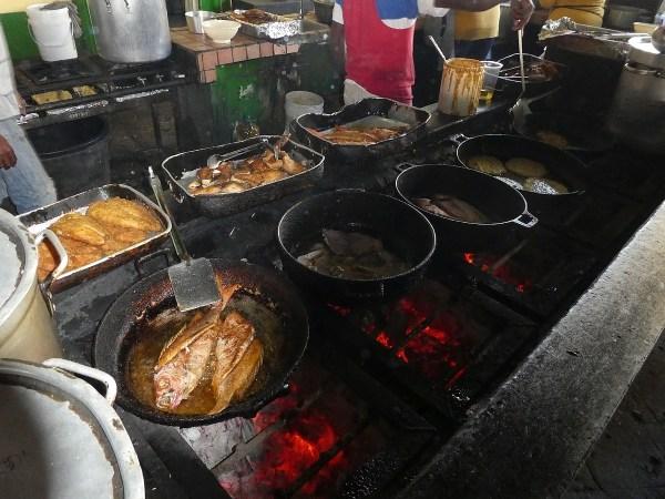 Food in Curacao