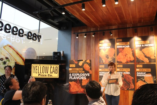 Yellow Cab launches 6 Explosive Flavors of Chicken