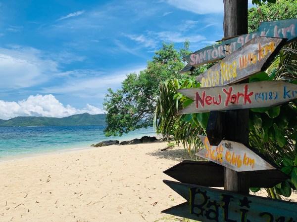 Anadilan Island Resort in San Vicente Plauen