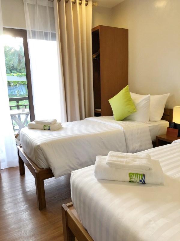 Inside Higdaan Room in Solina Resort