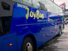 Joy Bus lets you experience first-class transportation to Baguio City. [Image Credit: Queen Samantela / Facebook]