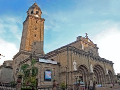 Manila Cathedral photo via Wikipedia