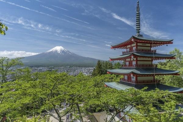 Mount Fuji Tour from Tokyo