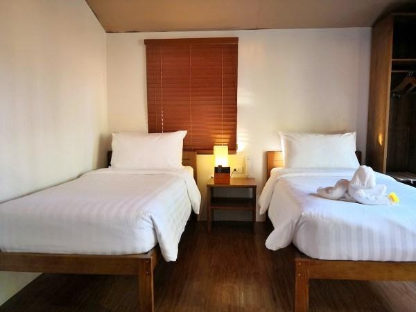 My Bed inside Kamalig Room