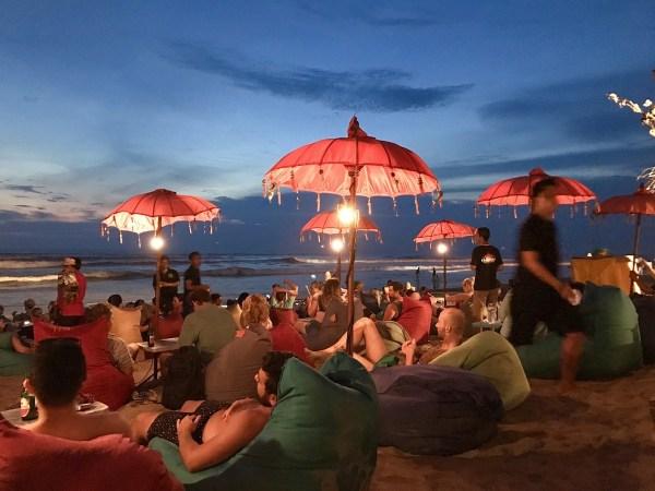 Nightlife in Seminyak Bali