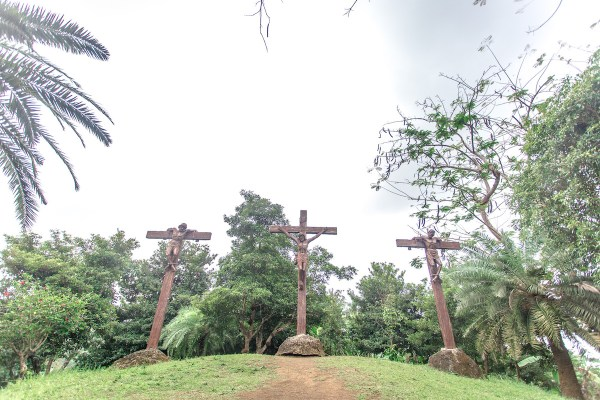 Pilgrimage site in Batangas