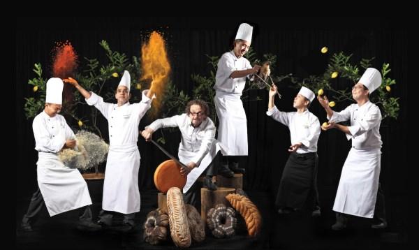 Six Speciality Chefs @ Lemon Garden