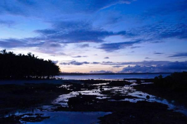 Sunset Cloud 9 Boardwalk - Guide to Siargao