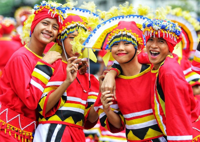Top 10 Festivals In the Philippines photo by Herbert Kikoy via Unsplash