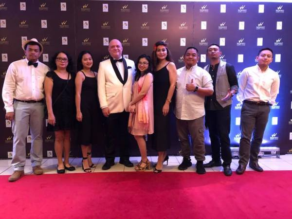 Travel Writers from Manila joined the Hotels 20th Annivesary Kick Off