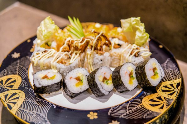 It's sushi heaven everyday at Kitsho! Sumptuous Summer Delights Await Diners at Kitsho