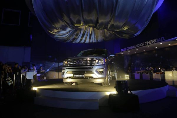 All-New Ford Expedition