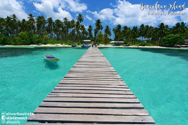 Bancalaan Island in Balabac Palawan - Balabac Travel Guide by Oliver Bautista