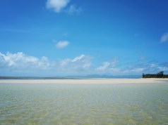 Cagbalete Sandbar photo by Max Reyes via Flickr CC