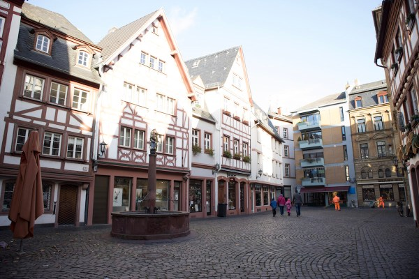 Middle of Kirschgarten