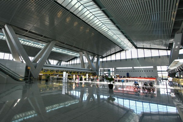 Nineteenth Aquino International Airport