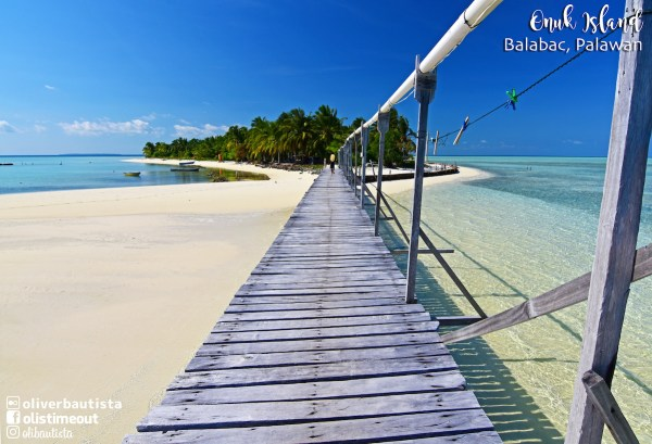 Onuk Island - Balabac Budget Travel Guide photo by Oliver Bautista