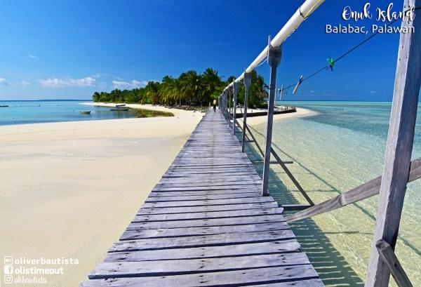Onuk Island - Balabac Budget Travel Guide photo by Oliver Bautista