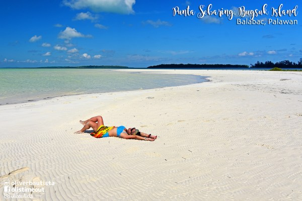 Punta Sebaring, Bugsuk Island in Balabac photo by Oliver Bautista