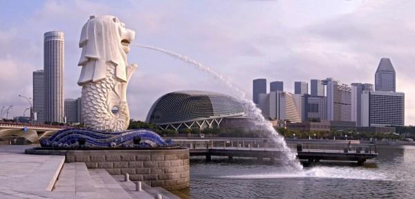 Singapore Lion City